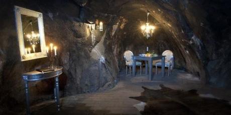 Un hôtel à 155 mètres sous terre.