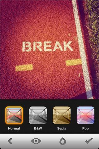 Gifture, un Gif façon Instagram sur iPhone...