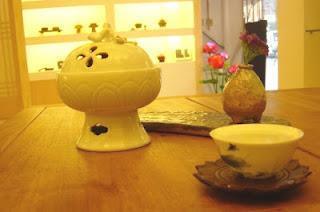 Pul Chimhyang : Encens en cône coréen