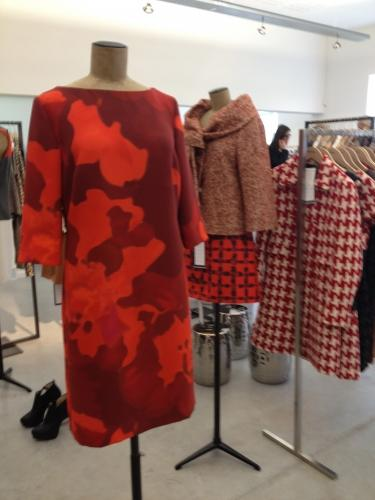 Louis Vuitton, Robert Clergerie, Hoss Intropia, Gerard Darel, Diesel, Sandrina Fasoli, Press days