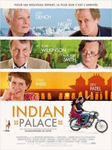 Cinéma : Indian Palace