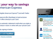 Amex change tweets dollars