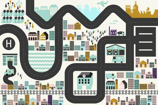 tapis de jeu voiture paperblog. Black Bedroom Furniture Sets. Home Design Ideas