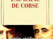 Marie Ferranti, haine Corse