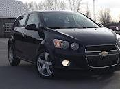 Essai routier: Chevrolet Sonic 2012