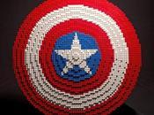 L'équipement Avengers LEGO