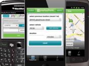 PayByPhone lance nouvelle application pour paiement stationnement mobile