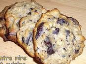Cookies banane-chocolat-amandes Martha Stewart