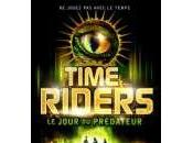 juin sortie tome Time Riders chez nathan Jeunesse
