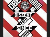 """Exposition Shepard Fairey """"Obey Propaganda"""" Lyon"""