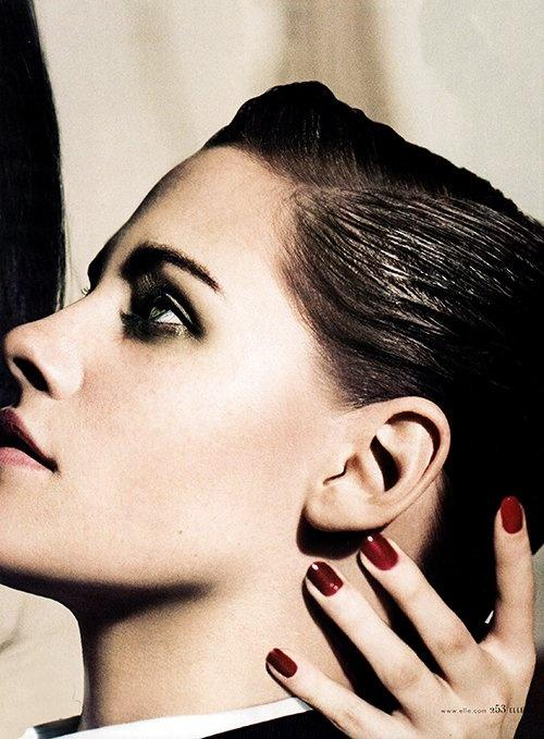 Kristen Stewart pour Elle US : In or Out ?