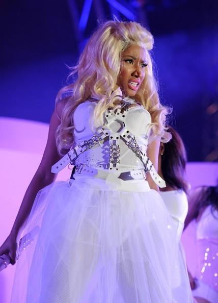 Nicki Minaj enflamme Los Angeles