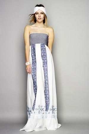 maxi dress by bobbi