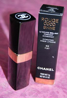 Rouge Coco Shine de CHANEL