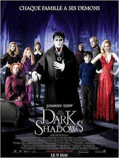 Cinéma Dark Shadows / American Pie 4