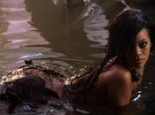 Rihanna photos coulisses dernier clip