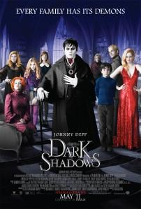Dark Shadows : un Tim Burton convalescent