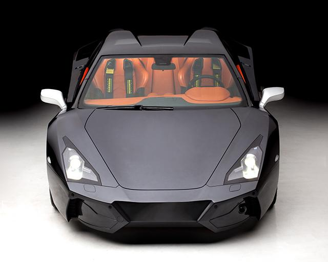 L'Arrinera Supercar