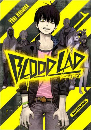 Blood Lad Tome 1