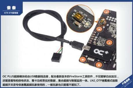 1234565 zotac gtx 670 extreme edition 05 600x399 Une GTX 670 Extreme chez Zotac