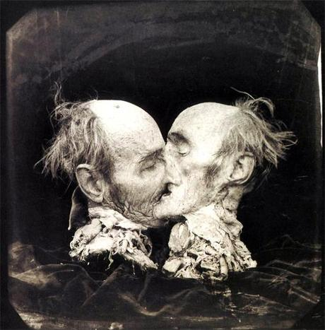 JP Witkin • The Kiss