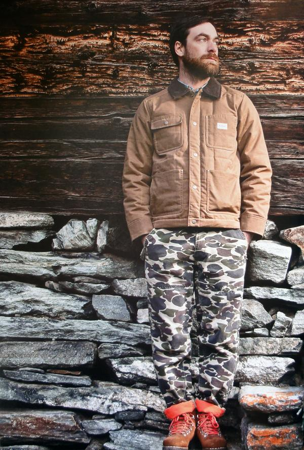 CARHARTT HERITAGE – F/W 2012 COLLECTION LOOKBOOK
