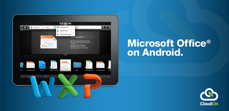 cloudon android tablette