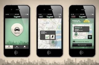 Tag taxi (tag-taxi.com)  - Première Partie