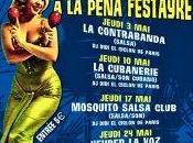 Soirée Salsa Kimbombo Jeudi 2012 Concert Mosquito Club