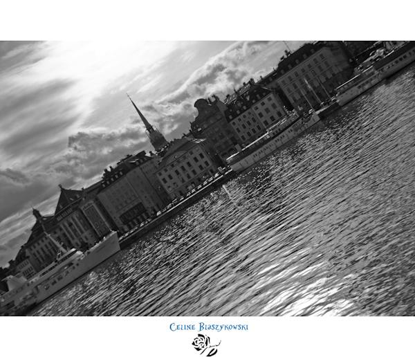 Photopassion Stockholm 40 Reportage Photo   Stockholm : Son métro et lîle de Skeppsholmen
