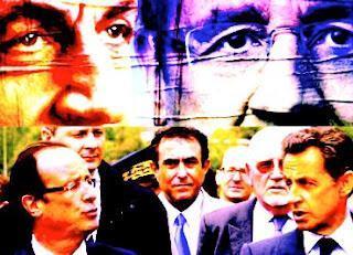 François Hollande prend l'Elysée et ... l'addition Sarkozy