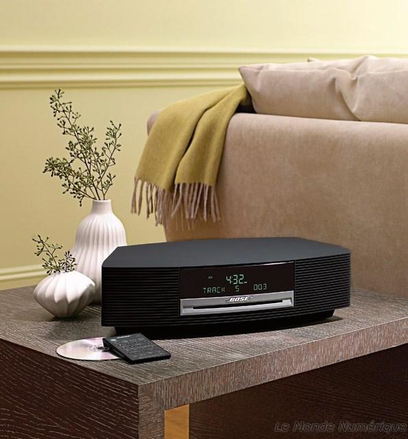 Bose met à jour ses systèmes Wave Music System III et Wave Radio III