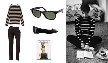 Dans le dressing d'Audrey Hepburn
