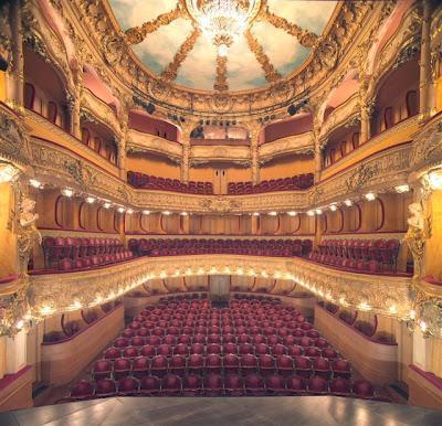 Tous à l'Opéra : Julie Fuchs à l'Athénée Louis Jouvet