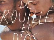 Cannes 2012 rouille d'os Jacques Audiard avec Marion Cotillard, Matthias Schoenaerts