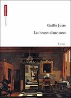 Les heures silencieuses,  Gaëlle Josse,  premier roman