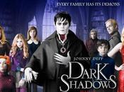 Dark Shadows, nouveau film Burton laisse perplexe