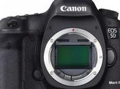 Test reflex Canon Mark