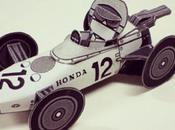 Papercraft Honda (1965)