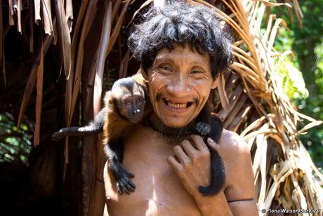Brésil Les indiens Awa d'Amazonie en «voie de disparition»?