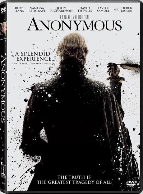 [Avis] Anonymous: et si on réécrivez l'histoire de Shakespeare?