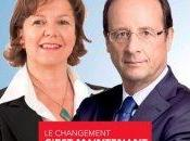 """Anne FERREIRA """"Avec François Hollande, notre Président, donnons changement majorité plus forte possible l'Assemblée nationale."""""""