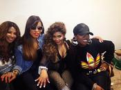 Kim, Missy Elliott, Salt Pepa réunies même photo