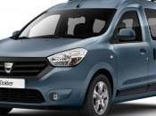 Dacia Dokker nouveau Ludospace concurrent Kangoo