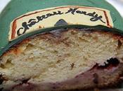 Cake yaourt vanille, cacao fraises