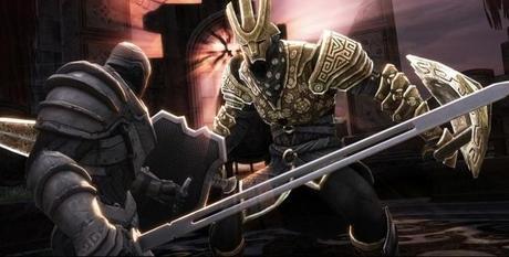 Infinity Blade II, grosse mise à jour sur iPhone le 24 mai...