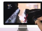 Leap Motion Kinect fois plus précis!