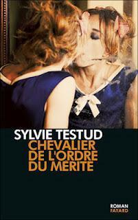 Chevalier de l'ordre du mérite de Sylvie Testud