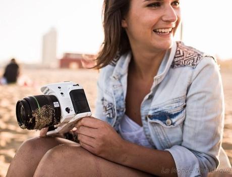 Appareil photo numérique reflex Pentax K-30 étanche et résistant à la poussière
