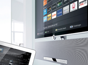 Loewe Assist Media votre télécommande iPad